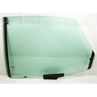 LH Rear Dual Pane Insulated Green Window Glass 00-03 Audi A8 L - Genuine
