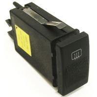 Rear Defrost Defog Button Switch 96-99 Audi A4 B5 Genuine - 4D0 941 503 B