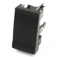 Dash Blank Dummy Switch Audi A6 S6 URS6 80 90 100 200 - Genuine - 893 941 515