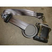 RH Rear Seatbelt Gray 96-01 Audi A4 S4 Right Seat Belt -  8D5 857 805