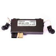 LH Alarm Motion Sensor Movement Detector 00-03 Audi A8 S8 D2 - 4D0 951 177 B