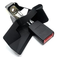 RH Rear Seat Belt Receiver 02-05 Audi A4 S4 B6 Seatbelt - 8E0 857 740 E