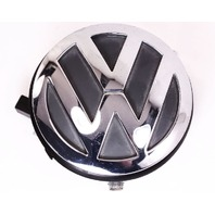 Hatch Trunk Lid Handle Emblem 98-02 VW Beetle - Genuine - 1C0 827 297