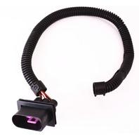 LH Cooling Fan Wiring Plug Pigtail VW Jetta Golf GTI Beetle MK4 - 1J0 906 443