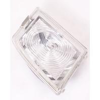 LH Rear License Plate Light Lamp 98-05 VW Beetle - Genuine - 1C0 990 013