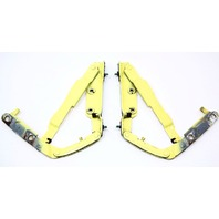 Trunk Hatch Lid Door Hinges Pair 98-05 VW Beetle - Yellow - 1C0 827 301 / 302 D