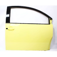 RH Front Door Shell 98-05 VW Beetle - LD1B Yellow - Genuine