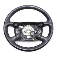 Multi Function Steering Wheel MFSW Audi A6 C5 Allroad - Black Leather - Genuine