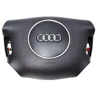 Driver Steering Wheel Airbag 01-05 Audi Allroad - Black - Air Bag - Genuine OE