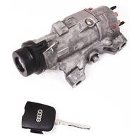 Ignition & Key Set Audi A6 S6 RS6 C5 Allroad - Genuine - 4B0 905 851 F