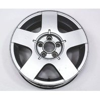 One 15 x 6 Avus Alloy Wheel Rim VW Jetta Golf MK4 - Genuine - 1J0 601 025 B