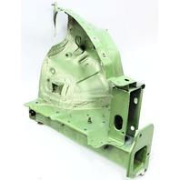 LH Upper & Lower Frame Rail Section 98-05 VW Beetle - Body Horn - Cyber Green