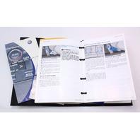 Genuine Owners Manual Books 2001 VW Passat B5.5 - Volkswagen