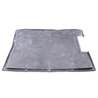 Heavy Duty Trunk Mat Liner All Weather Carpet 98-10 VW Beetle - ZVW 380 100