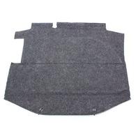Trunk Hatch Liner Mat Carpet 98-10 VW Beetle Coupe - Genuine
