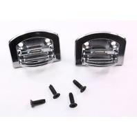 Chrome Trunk Hook Anchor Tie Downs 99-05 VW Jetta Golf Passat Beetle Audi A4 A6