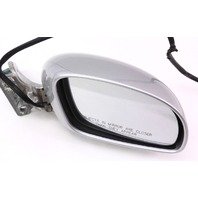 RH Exterior Side View Mirror 00-03 VW Beetle Genuine VW - LG9R - Silver Arrow