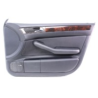 RH Front Interior Door Panel Card Trim 98-04 Audi A6 C5 - Genuine