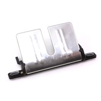 Interior Chrome Hatch Trim Trunk Latch Flap Audi A6 C5 Avant Wagon Allroad