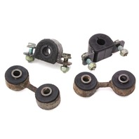Rear Sway Bar End Link Bushings Hardware Mounts 98-04 Audi A6 - 8E0 505 465 C