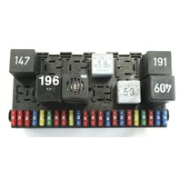 Fuse Block Box Relays 93-99 Jetta Golf, 95-02 Cabrio - 357 937 039 - Genuine OE