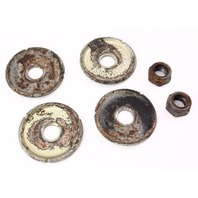 Front Radius Control Arm Rod Washers Nuts Hardware 80-91 VW Vanagon T3 Westfalia