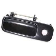 Trunk Handle Assembly 99-02 VW Cabrio MK3.5 - L041 - Black - 6N0 827 565 A