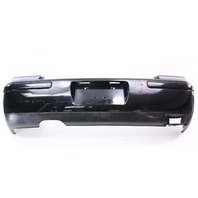 Rear Bumper Cover 99-02 VW Cabrio MK3.5 - L041 Black - 1E0 807 421 A