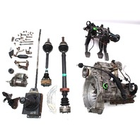 Manual Transmission Swap Starter Kit VW Jetta GTI Cabrio MK3 - 5 Speed 2.0 ABA