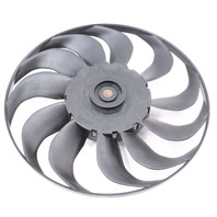Small Belt Driven Radiator Cooling Fan 99-02 VW Cabrio MK3.5 - 881 059 706