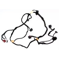 LH Driver Front Door Wiring Harness 99.5-05 Jetta Golf MK4 For Manual Windows