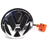 Trunk Hatch Lock Cylinder Emblem Badge 99-05 VW Jetta MK4
