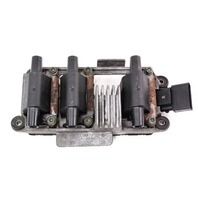 Ignition Coil Pack Audi A4 A6 VW Passat B5 - V6 2.8 - Genuine - 078 905 104