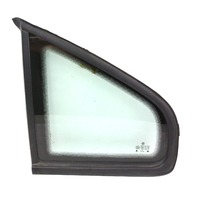 LH Rear Small Side Quarter Window Glass 98-01 VW Passat B5  - With Seal