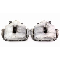 Front Brake Caliper & Carrier Set 06-09 VW Jetta MK5  - Genuine