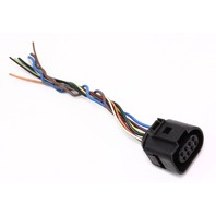 6 Pin Pigtail Wiring Plug VW Audi Passat Jetta Rabbit Golf MK4 MK5 - 1J0 973 714