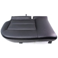 RH Rear Lower Seat Cushion & Cover 01-05 VW Passat Wagon - Black Leather
