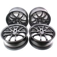 "Set Of Wheels Rims Alloy Enkei ZR-1 5x100 17"" Audi VW Jetta Golf GTI Mk4 Audi TT"