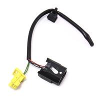 RH Seat Belt Receiver Harness Pigtail Plug Connector 05-10 VW Jetta Rabbit MK5