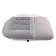 RH Rear Back Seat Cushion & Cover Grey 99-05 VW Jetta Golf MK4