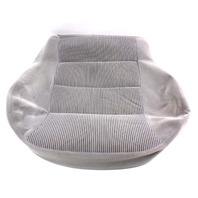 Front Seat Cushion Cover Grey 99-05 VW Jetta Golf MK4