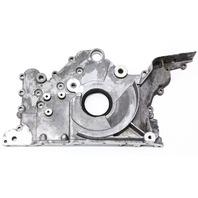 Front Main Crank Seal Flange Plate 4.2 V8 04-06 VW Phaeton - 077 103 153 K