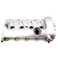 LH Valve Cover 04-06 VW Phaeton 4.2 V8 - Genuine - 077 103 475 AA