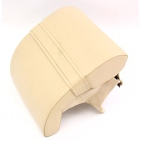 Rear Back Seat Center Head Rest  04-06 VW Phaeton - Tan Beige - 3D0 885 903 G