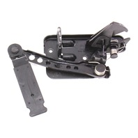 Upper Hood Latch 04-06 VW Phaeton - Genuine - 3D0 823 480 D