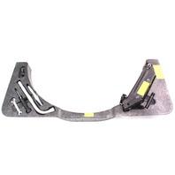 Trunk Spare Tire Tool Kit Jack Lug Wrench Kit 04-06 VW Phaeton - 3D0 012 021 M