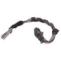 RH Outer Tail Light Lamp Plug Pigtail Wiring 04-06 VW Phaeton - 6Q0 972 725