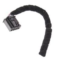 RH Inner Tail Light Lamp Plug Pigtail Wiring 04-06 VW Phaeton - 6Q0 972 704