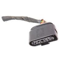 LH Wiper Motor Connector Pigtail Plug Wiring 04-06 VW Phaeton - 3D0 973 710 A