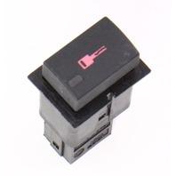 Rear Seat Console Lock Switch Button Audi A3 A4 B7- Genuine - 8E0 962 107